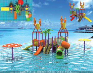 New Design Pirate Ship Theme Slide Water Park (TY-71152) pictures & photos