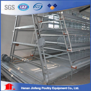 Poultry Equipment Chicken Cage Hot Sale in Nigeria pictures & photos