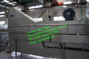 300-500/H Chicken Slaughtering Machine/ Small Chicken Slaughtering Line pictures & photos
