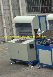 Low Energy Consumption Fluorine Plastic Tubing Plastic Extruder Machine pictures & photos