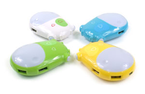 Cute Mouse USB Hub with 4 Ports (WY-H29) pictures & photos