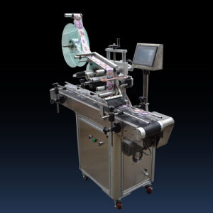 Full Automatic Plane Labeling Machine pictures & photos