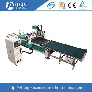 Precision Al/UL CNC Router Machine pictures & photos