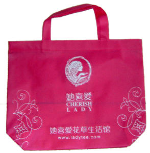 Cheap Promotional Shopping Give Away Spunbond PP Non Woven Bag pictures & photos