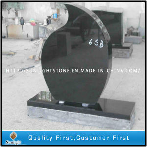 Cheap Shanxi Black Granite Memorial Stone / Grave /Tombstone pictures & photos
