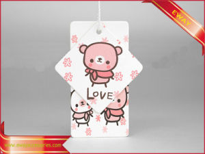 Hang Tag Price Tag Paper Tag for Baby Clothing pictures & photos