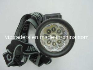 9PCS LED Headlamp/LED Headlight (YX-809-9C)