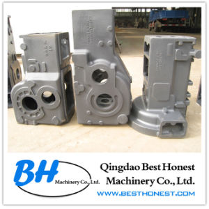 Cast Iron Gearbox Casing (Gear box Housing) pictures & photos