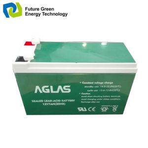 12V 7ah VRLA AGM Lead Acid Battery for Uninterruptible Power System pictures & photos