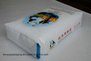 50kg Recycled Polypropylene Valve Bag for Plastic and Chemical Material pictures & photos