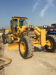 Used Caterpillar Motor Grader 140g pictures & photos