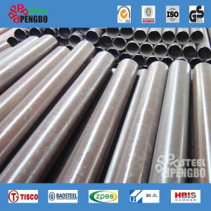 ASTM SA192 Hot Rolled Seamless Carbon Steel Pipe pictures & photos