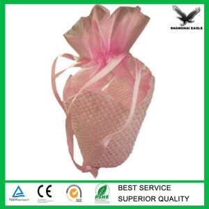 Wholesale Reusable Promotional Eco Friendly Jute Drawstring Pouch pictures & photos