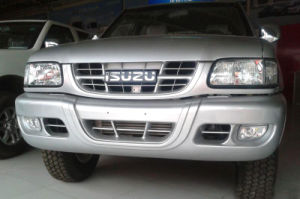 Isuzu 4X2 Double Row Cabin Diesel Pick up (QL10207GDRC) pictures & photos
