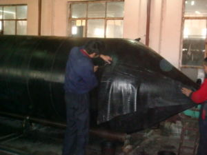 Manufacturer High Quality/ Marine Rubber Airbags for Heavy Ship Launching pictures & photos