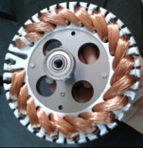 90W/135W AC Ceiling Fan Motor for Brazil Market 400rpm 220V/127VAC 60Hz