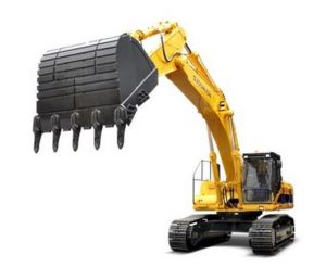 Zoomion Ze480e Cummins Engine Excavator