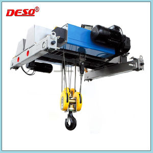Double Girder Wire Rope Hoist pictures & photos