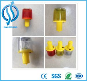 LED Traffic Flash Warning Light for Traffic Cone pictures & photos