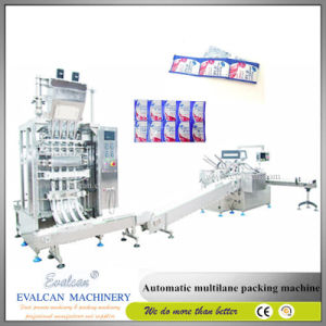 Automatic Multi-Lanes Filling and Sealing Machine pictures & photos