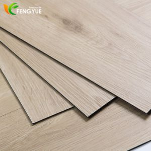 100% Virgin Waterproof Sheet PVC Floor Tile pictures & photos