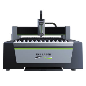 Eks High Precise and Power Fiber Laser Cutting and Graving Machine pictures & photos