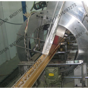 Picture Frame Making Machine for PS Moulding pictures & photos