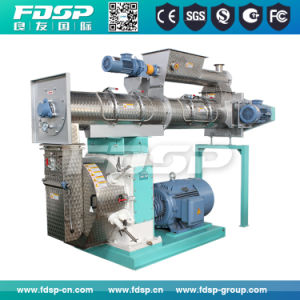 SKF Bearing Cattle Feed Pellet Machine with CE/ISO/SGS pictures & photos