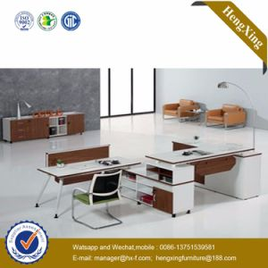(HX-TN269) SGS Office Furniture Metal Legs Office Cubicle Workstation pictures & photos