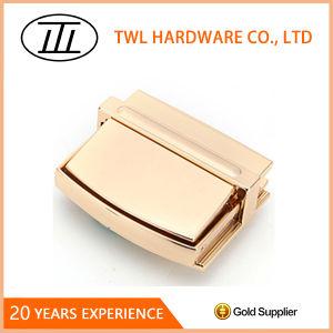 Zinc Alloy Handbag Lock of High Quality Bag Accessories Lock pictures & photos