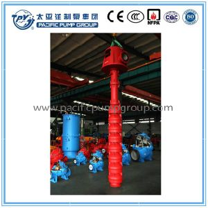 High Capacity Electric Vertical Turbine Water Pump pictures & photos