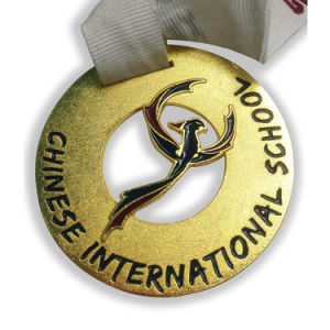 Customized Metal Medal with Logo Sticker (MD-04) pictures & photos