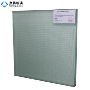 Ceramic Frit Tempered Laminated Glass with Factory Price pictures & photos