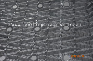 Black 750mm PVC Sheet or Block Cooling Tower Filling pictures & photos