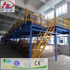 Warehouse Storage Mezzanine Floor Multi-Tier Shelving pictures & photos
