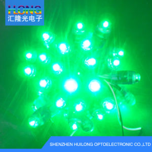 12mm Green Color Light with Ce pictures & photos