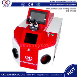 80W YAG Laser Welder Welding Soldering Machinery for Nickel Alloy pictures & photos