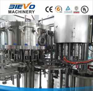 Automatic Carbonated Soda Beverage Bottle Filling Machine pictures & photos