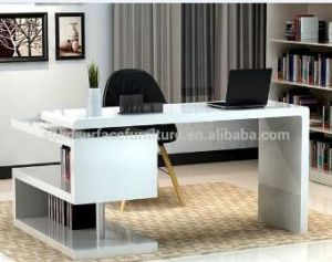 Office Furniture White Office Desk for Boss pictures & photos