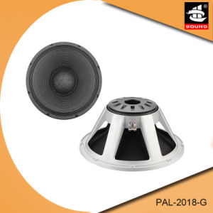 18 Inch Professional Woofer PAL-2018-G pictures & photos