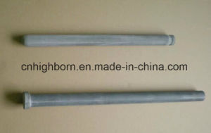 High Purity Gas Pressed Si3n4 Silicon Nitride Thermocouple Tube pictures & photos