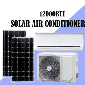 Save Electricity 60-95% on-Grid Solar Air Conditioner pictures & photos