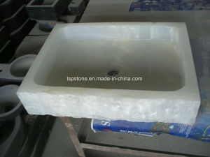 Handmade Natural Stone Vessel Sinks pictures & photos