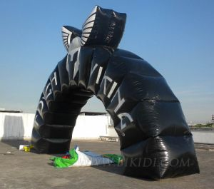 Printed Inflatable Arch Welcome/Start/Finish Line Entrance Archway K4068 pictures & photos