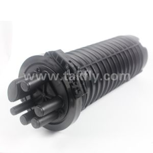 6 Ports Vertical Dome Type Fiber Optic Splice Closure pictures & photos