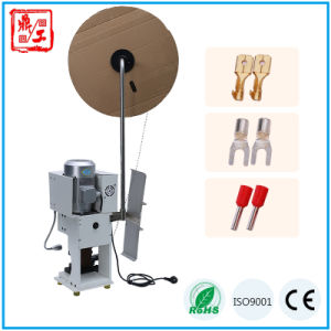 Good Quality Electronic Wire Terminal Crimping Machine pictures & photos