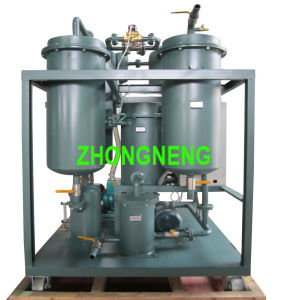 Oil Purifier System Ty Used Turbine Oil Dehydration Plant pictures & photos