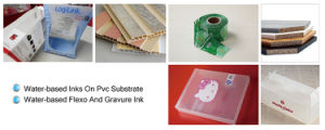 Acrylic Emulsion for Gravure PVC Printing Ink pictures & photos