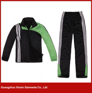 Manufacture Good Quality School Garment with Your Own Logo Printing Embroidery (U33) pictures & photos