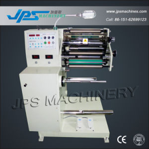 Narrow Label Paper Roll Slitter Approved by CE (Horizontal Style) pictures & photos